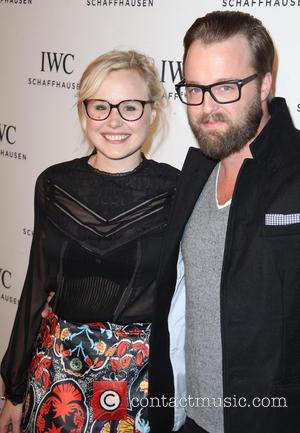 Alison Pill and Guest - IWC Schaffhausen third annual 'For the Love of Cinema' dinner during Tribeca Film Festival at...