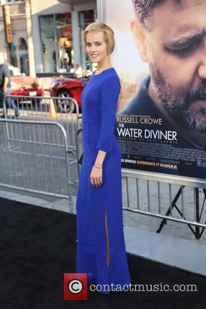 Isabel Lucas - A variety of stars were photographed as they arrived to the premiere Of Warner Bros. Pictures'