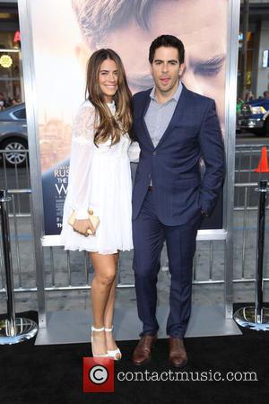 Lorenza Izzo and Eli Roth - A variety of stars were photographed as they arrived to the premiere Of Warner...
