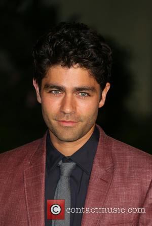 Adrian Grenier - Burberry 'London in Los Angeles' event at Griffith Observatory - Arrivals at Griffith Observatory - Los Angeles,...