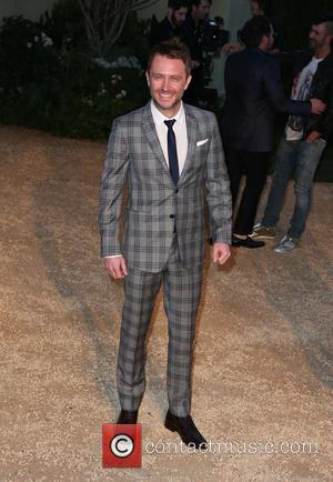 Chris Hardwick - Burberry 'London in Los Angeles' event at Griffith Observatory - Arrivals at Griffith Observatory - Los Angeles,...