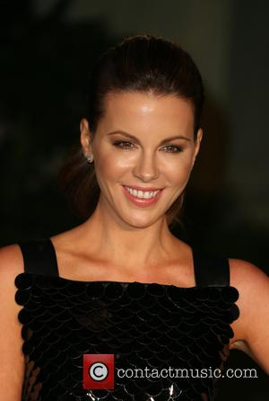 Kate Beckinsale - Burberry 'London in Los Angeles' event at Griffith Observatory - Arrivals at Griffith Observatory - Los Angeles,...