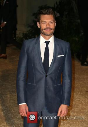Ryan Seacrest - Burberry 'London in Los Angeles' event at Griffith Observatory - Arrivals at Griffith Observatory - Los Angeles,...