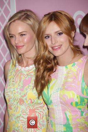 Kate Bosworth and Bella Thorne