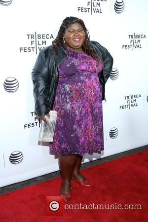 Gabourey Sidibe - 2015 Tribeca Film Festival world premiere of 'Live From New York' held at The Beacon Theatre -...