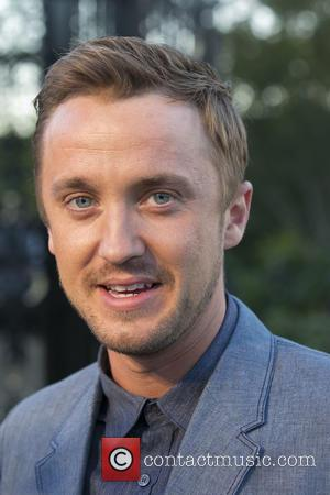 Tom Felton - A host of celebs were snapped as they attended the Burberry 'London in Los Angeles' event which...