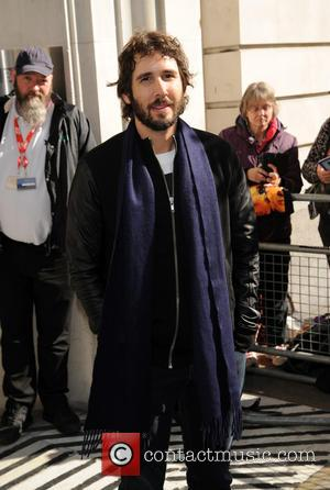 Josh Groban Taking Flying Lessons