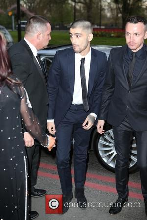 Zayn Malik - The 5th Asian Awards held at the Grosvenor House Hotel - Arrivals at Grosvenor House Hotel, Grosvenor...