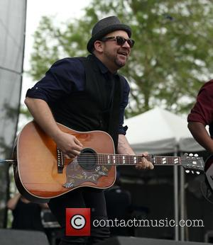 Kristian Bush - Academy of Country Music (ACM) Party For A Cause 2015 at Globe Life Park - Day 1...
