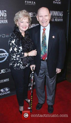 Patty Newman and Arthur Newman - Screening of 'WINNING: The Racing Life Of Paul Newman' at the El Capitan Theatre...