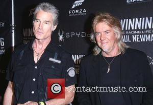 Ronn Moss and Peter Beckett