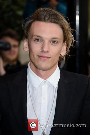 Jamie Campbell Bower - The 5th Asian Awards held at the Grosvenor House Hotel - Arrivals at Grosvenor House -...