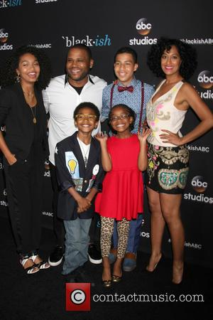 (clockwise From Top Left) Yara Shahidi, Anthony Anderson, Marcus Scribner, Tracee Ellis Ross, Marsai Martin and Miles Brown