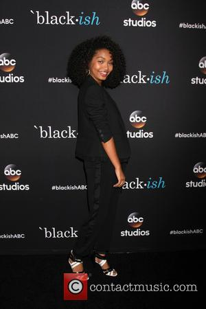 Yara Shahidi - 'Black-ish' ATAS Event at Pacific Design Center at Silver Screen Theater at the Pacific Design Center -...