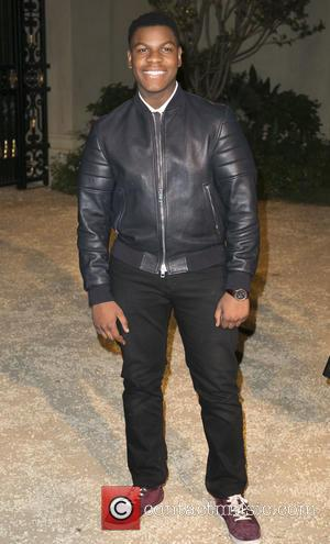 John Boyega - A host of celebs were snapped as they attended the Burberry 'London in Los Angeles' event which...