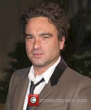 Johnny Galecki - A host of celebs were snapped as they attended the Burberry 'London in Los Angeles' event which...