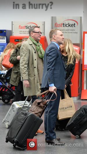 Leann Rimes and David Gray