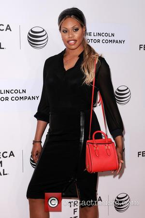 Laverne Cox - 2015 Tribeca Film Festival - 'The Wannabe' Premiere - Red Carpet Arrivals at Tribeca Film Festival -...