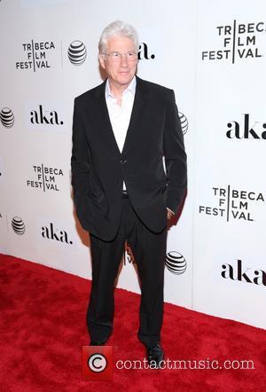 Richard Gere - 2015 Tribeca Film Festival - 'Franny' - Premiere at BMCC Tribeca PAC - Arrivals at Tribeca Film...