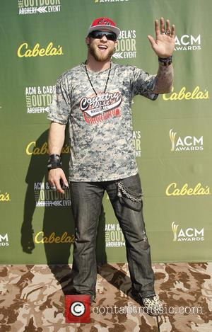 Brantley Gilbert - 3rd Annual ACM & Cabela's Great Outdoor Archery event hosted by Luke Bryan and Justin Moore at...