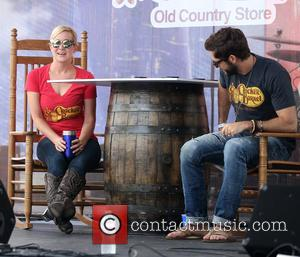 Kellie Pickler and Thomas Rhett