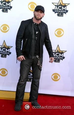 Brantley Gilbert - 50th Academy of Country Music Awards Arrivals at AT & T Stadium in Arlington, Texas at AT...