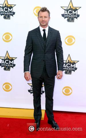 Dierks Bentley - 50th Academy of Country Music Awards Arrivals at AT & T Stadium in Arlington, Texas at AT...