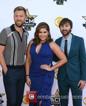 Lady Antebellum - 50th Academy of Country Music Awards Arrivals at AT & T Stadium in Arlington, Texas at AT...