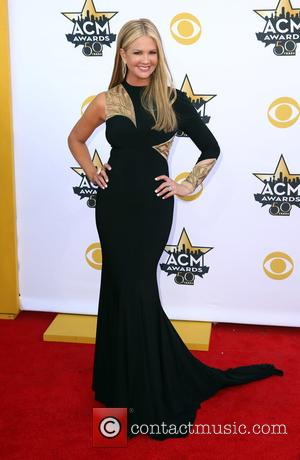 Nancy O'Dell - 50th Academy of Country Music Awards Arrivals at AT & T Stadium in Arlington, Texas at AT...