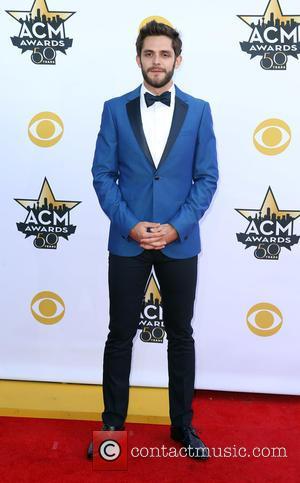 Thomas Rhett - 50th Academy of Country Music Awards Arrivals at AT & T Stadium in Arlington, Texas at AT...