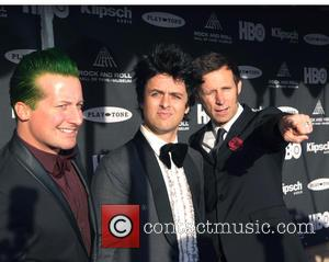 Green Day Get Plant Honour