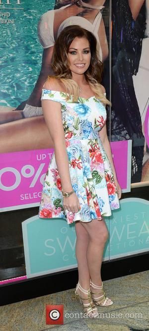 Jessica Wright - Jessica Wright's Ann Summers swimwear launch - Manchester, United Kingdom - Saturday 18th April 2015