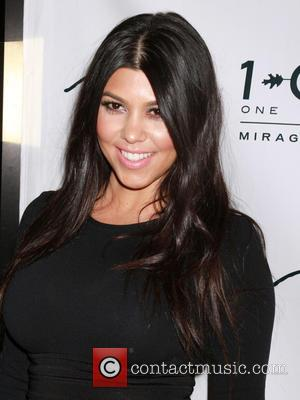 Kourtney Kardashian Celebrates 36th Birthday With Las Vegas Bash