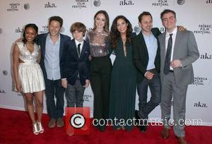 Casts From (l To R), Eden Ducan-smith, Mark Feurstein, Ty Simpkins, Olivia Wilde, Reed Morano, Giovanni Ribisi and Kevin Corrigan