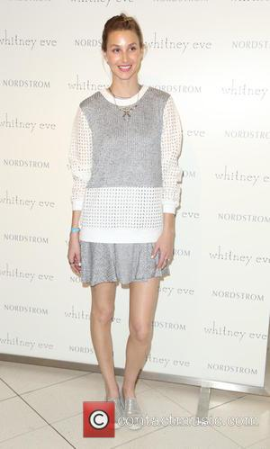Whitney Port - Whitney Port shows her Spring collection with the Whitney Eve 'How We Roll' Spring road tour at...