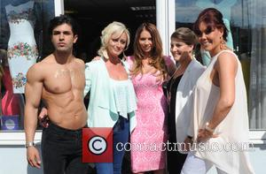 Amy Childs - EXCLUSIVE 'TOWIE' stars have partnered up with Hen Party Academy to provide the best hen parties in...