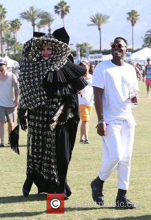 Daniel Lismore and Zebra Katz - Coachella 2015 - Week 2 - Day 2 at Coachella - Indio, California, United...