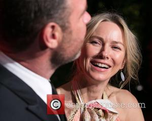 Liev Schreiber and Naomi Watts - LACMA 50th Anniversary Gala sponsored by Christies - Arrivals at LACMA - Los Angeles,...