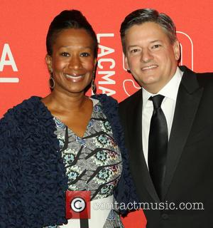 Avant and Ted Sarandos