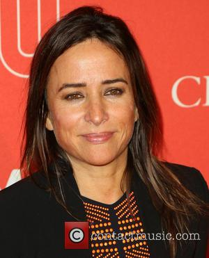 Pamela Adlon - LACMA 50th Anniversary Gala sponsored by Christies - Arrivals at LACMA - Los Angeles, California, United States...