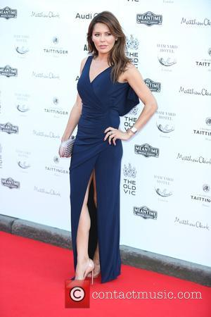 Danielle Lineker - Red Carpet arrivals for Gala Celebration In Honour Of Kevin Spacey at the Old Vic, London at...