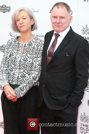 Kevin Spacey, Guest and Robert Glenister