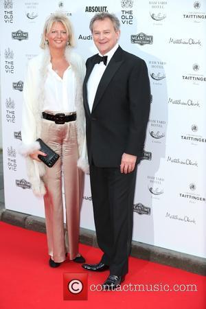 Lulu Williams and Hugh Bonneville