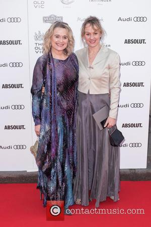 Niamh Cusack and Sinead Cusack