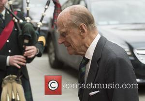 Duke of Edinburgh Prince Philip - Royal Reception at Canada House - London, United Kingdom - Sunday 19th April 2015