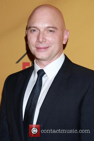 Michael Cerveris - Opening night after party for Fun Home held at URBO - Arrivals. at URBO restaurant, - New...