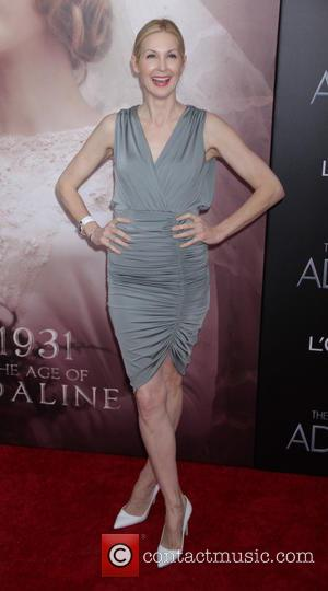 Kelly Rutherford - A variety of stars were snapped as they arrived to the premiere of 'The Age of Adaline'...