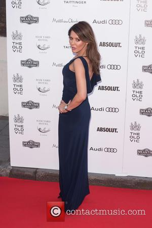 Danielle Lineker - Gala Celebration in Honour of Kevin Spacey held at the Old Vic Theatre - Arrivals. - London,...