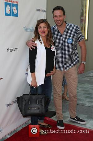 Tiffani Thiessen Welcomes Second Child With Husband Brady Smith – It's A Boy!