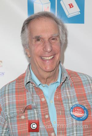 Henry Winkler - Milk + Bookies 6th Annual Story Time Celebration at Skirball Cultural Center - Los Angeles, California, United...